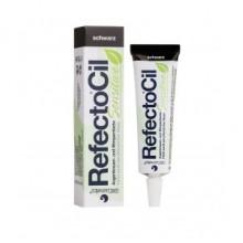 RefectoCil SENSITIVE Краска для бровей и ресниц - черная 15 мл