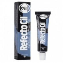 RefectoCil Краска для бровей и ресниц - Краска №2 Черно-Синий 15 мл