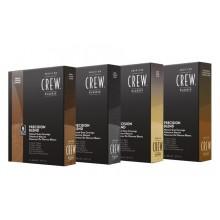 AMERICAN CREW PRECISION BLEND - Краска для седых волос НАТУРАЛЬНЫЙ ОТТЕНОК 4/5, 3 х 40мл