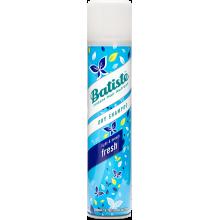 Batiste Dry Shampoo Fresh - Батист Сухой шампунь 200мл