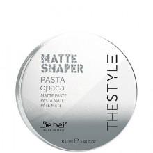 Be hair MATTE SHAPER PASTE - Матовая паста для укладки волос 100мл