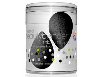 beautyblender Micro.mini - Бьюти Блендер Мини-версия Спонж Черный 2 шт