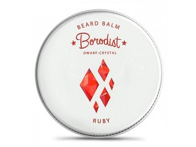 Borodist Beard Balm Ruby - Бальзам для Бороды РУБИН 30гр