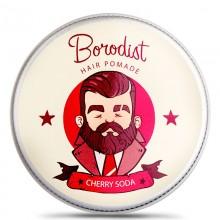 Borodist Hair Pomada Cherry Soda - Бриолин для Волос ЧЕРИ СОДА 100 гр