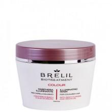 BRELIL Professional BIOTREATMENT COLOUR ILLUMINATING MASK - Маска для окрашенных волос 220мл