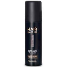 BRELIL Professional COLORIANNE HAIR MAKE-UP DARK BRAWN - Спрей-макияж для волос ТЁМНЫЙ КАШТАН 75мл