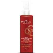 BRELIL Professional SOLAIRE INVISIBLE MICRO-PROTECTOR Spray - Невидимый защитный спрей для волос 150мл