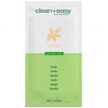 "clean+easy Paraffin Wax Vanilla Bean - Парафин для всего тела ""Ваниль"" (соя, какао, ваниль), 453гр"