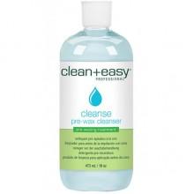 "clean+easy Cleanse Pre Wax Cleanser - Лосьон ""Антисептик"" перед применением воска 473мл"
