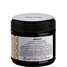 Davines ALCHEMIC CONDITIONER (chocolate) - Кондиционер «Алхимик» для Натуральных и Окрашенных Волос (ШОКОЛАД) 250мл