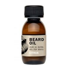 Davines Dear Beard Oil Citrus - Масло для бороды с ароматом цитруса 50мл