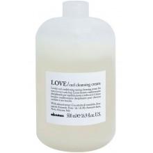 Davines LOVE/ Curl Cleansing Cream - Пенка-крем очищающая для кудрявых и вьющихся волос 500мл