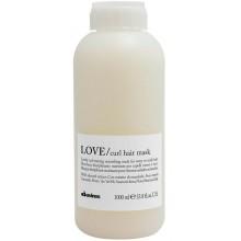 Davines LOVE/ curl hair mask - Маска для усиления завитка 1000мл