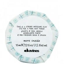 Davines more inside Strong Moulding Clay - Моделирующая глина для стойкого матового финиша 75мл