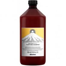 Davines NATURALTECH Purifying Shampoo - Очищающий шампунь против перхоти 1000мл