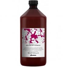 Davines NATURALTECH Replumping Shampoo - Уплотняющий шампунь 1000мл