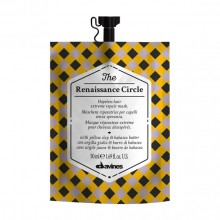 Davines The Renaissance Circle Masque - Маска экстрим-восстановление для безнадежных волос 50мл