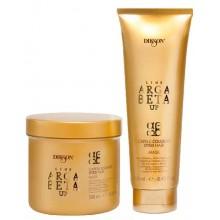 DIKSON ARGABETA UP LUXE Capelli Colorati Mask - Маска для окрашенных волос с кератином 250мл