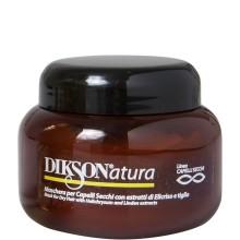 DIKSON NATURA Mask with Helichrysum - Маска с экстрактом бессмертника для сухих волос 250мл