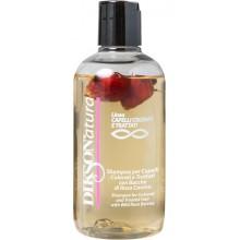 DIKSON NATURA Shampoo with Rose Hips - Шампунь с ягодами красного шиповника для окрашенных и химически обработанных волос 250мл