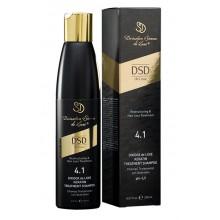 DSD de Luxe Restructuring and Hair Loss Treatment Keratin Treatment Shampoo № 4.1 - Шампунь Восстанавливающий с Кератином № 4.1, 200мл