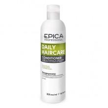 EPICA Professional DAILY CARE CONDITIONER - Кондиционер для ежедневного использования с маслом бабассу и экстрактом зеленого чая 300мл