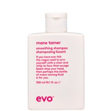 evo mane tamer smoothing shampoo - Разглаживающий шампунь для волос 300мл