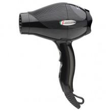 GAMMA PIU 113 E-T.C. MINI TURBO BLACK 1200W - Профессиональный фен для волос МИНИ Компрессор Турбо ЧЁРНЫЙ 1200 Вт