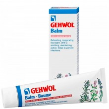 GEHWOL Classic Product Balm Dry Rough Skin - Тонизирующий бальзам «Авокадо» для сухой кожи 125мл