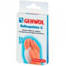 GEHWOL Ballenpolster G - G-Накладка на большой палец (1пара) 2шт