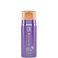 GKhair KERATIN Leave-In Bombshell Cream - Несмываемый кондиционер-крем для БЛОНДА 100мл