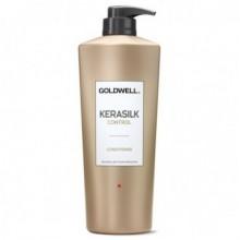 Goldwell Kerasilk Premium Control Conditioner - Кондиционер для непослушных, пушащихся волос 1000мл