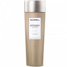 Goldwell Kerasilk Premium Control Shampoo – Шампунь для непослушных, пушащихся волос 250 мл