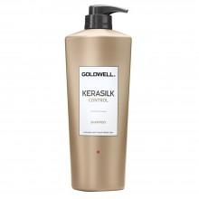 Goldwell Kerasilk Premium Control Shampoo – Шампунь для непослушных, пушащихся волос 1000 мл