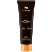 GREYMY Silver Result Hair KERATIN TREATMENT - Восстанавливающий кератиновый крем с эффектом выпрямления 100мл
