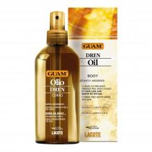 GUAM DREN Olio Corpo - Масло с Дренажным Эффектом для Массажа 200мл