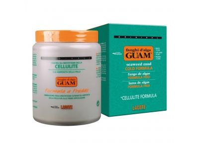 GUAM FANGHI D'ALGA Cellulite Freddo Mask Formula - Маска Антицеллюлитная с Охлаждающим Эффектом 1000гр