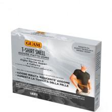 GUAM T-Shirt Snell L/XL (50-52) - Футболка для мужчин с моделирующим эффектом GUAM, L/XL (50-52), 1шт