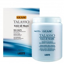 GUAM TALASSO Sali di Mare - Морская Соль для Ванны Концентрированная 1000гр