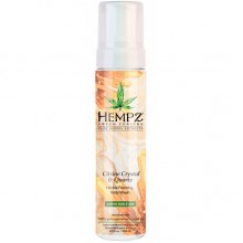 HEMPZ Body Wash Citrine Crystal & Quartz - Гель-мусс для душа Желтый Кварц 250мл