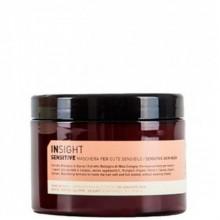 INSIGHT SENSITIVE Skin Hair Mask - Маска для чувствительной кожи головы 400мл
