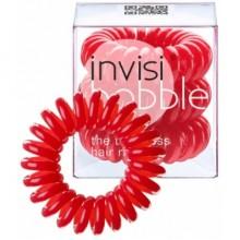 Invisibobble Classic Raspberry Red - Резинка-браслет для волос, цвет Ярко-красный 3шт