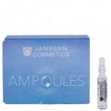 JANSSEN Cosmetics Ampoules Аnti-Couperose - Ампулы для лица Антикупероз 3 х 2мл