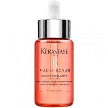 Kerastase FUSIO-SCRUB HUILE STIMULANTE - Стимулирующее масло для волос и кожи головы с имберём 50мл