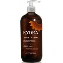 KYDRA SWEET COLOR Chocolate Fondant - Оттеночная маска для волос ШОКОЛАД 500мл