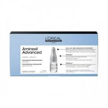 L'OREAL Professionnel AMINEXILL ADVANCED - Ампулы против выпадения волос 10 х 6мл