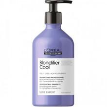 L'OREAL Professionnel BLONDIFIER Cool Shampoo - Шампунь для холодных оттенков блонд 500мл