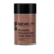 label.m Complete Ressurection Style Dust BRUNETTE - Моделирующая Пудра для БРЮНЕТОК 3,5гр