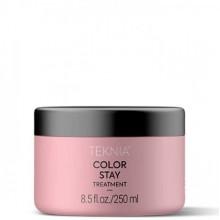 LAKME TEKNIA NEW! COLOR STAY TREATMENT - Маска для защиты цвета окрашенных волос 250мл