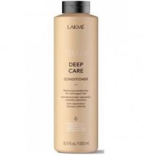 LAKME TEKNIA NEW! DEEP CARE CONDITIONER - Восстанавливающий кондиционер для поврежденных волос 1000мл